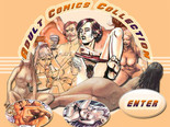 Adult Comics Collection