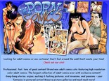 The Porn Comics